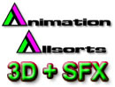 3D Animation and SFX
